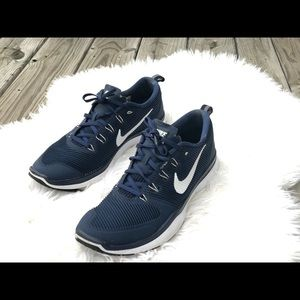 Nike Free Trainer Blue Running/Training Shoes